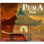 PURA BALI : Produits cosmétiques Balinais