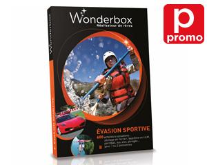 WONDERBOX : Coffret Evasion sportive